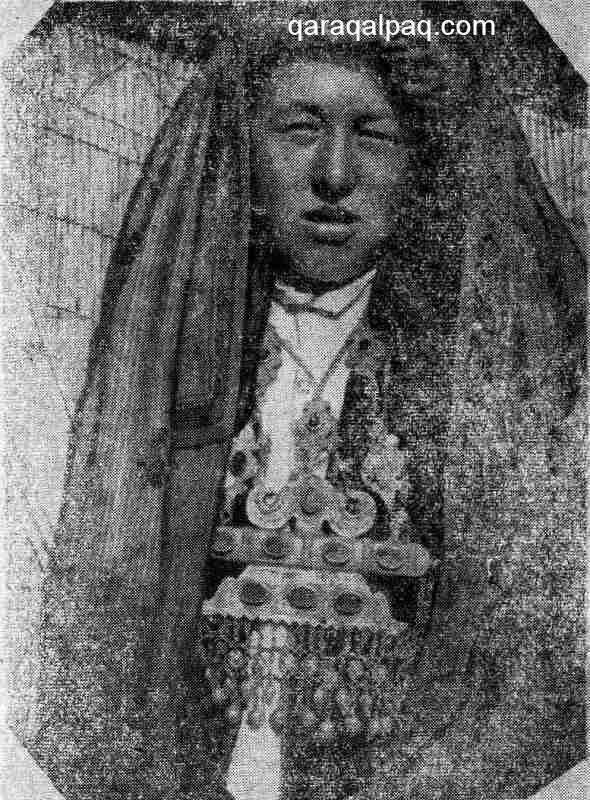 Woman with ha'ykel 1946